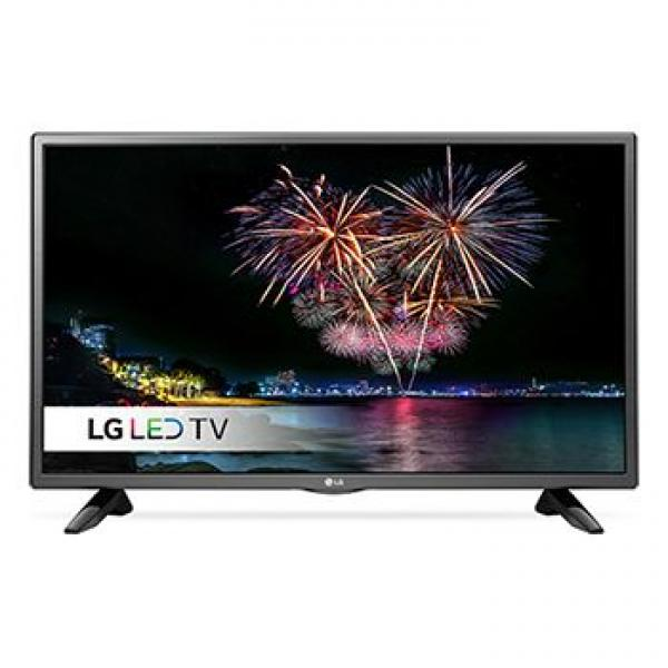 LG 32LH510U LED TV 32 HD Ready, DVB-T2,  Metal/Black, Two pole stand