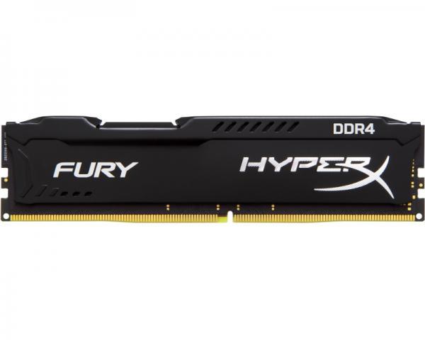 KINGSTON DIMM DDR4 4GB 2666MHz HX426C15FB/4 HyperX Fury Black