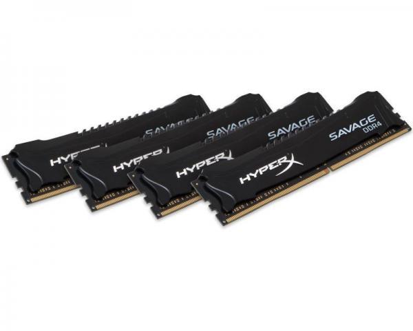 KINGSTON DIMM DDR4 32GB (4x8GB kit) 3000MHz HX430C15SB2K4/32 HyperX XMP Savage