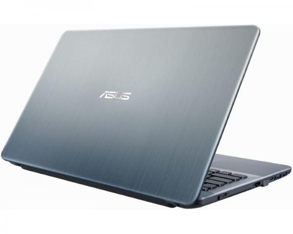 ASUS X541SC-XX030T 15.6 Intel Pentium N3710 Quad Core 1.60GHz (2.56GHz) 4GB 500GB GeForce 810M 1GB Windows 10 Home 64bit ODD srebrni
