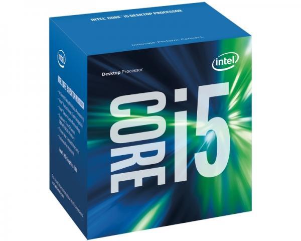 INTEL Core i5-7600K 4-Core 3.8GHz (4.2GHz) Box