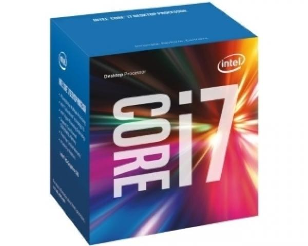 INTEL Core i7-7700 4-Core 3.6GHz (4.2GHz) Box