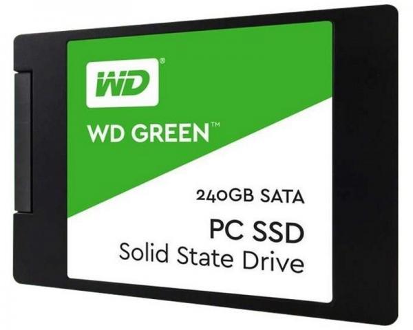 WD 240GB 2.5 SATA III WDS240G1G0A Green