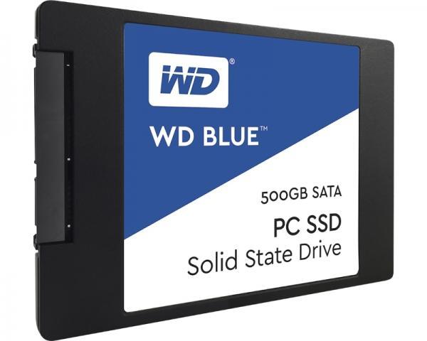 WD 500GB 2.5 SATA III WDS500G1B0A Blue