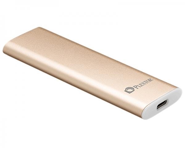 PLEXTOR Portable EX1 256GB zlatni eksterni SSD EX1-256