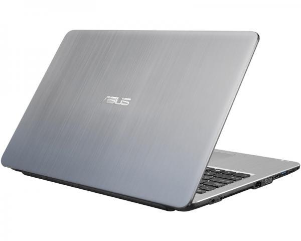 ASUS X540SA-XX366D 15.6 Intel N3060 Dual Core 1.60GHz (2.48GHz) 4GB 500GB ODD srebrni