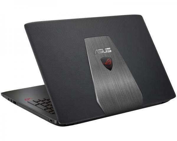 ASUS ROG GL552VW-CN601D 15.6 FHD Intel Core i7-6700HQ 2.6GHz (3.5GHz) 16GB 1TB 128GB SSD GeForce GTX 960M 2GB ODD