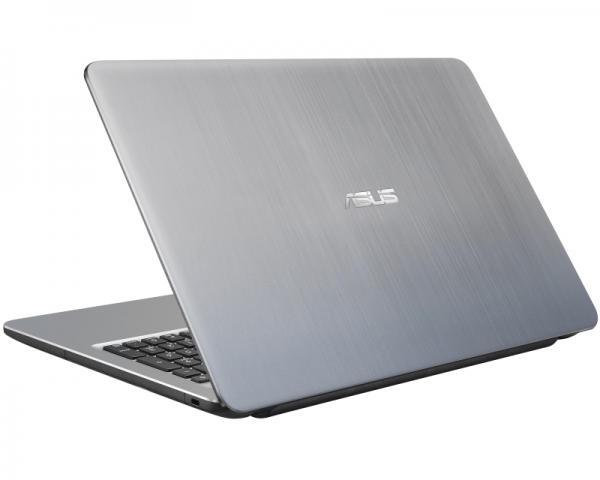 ASUS X540SA-DM668T 15.6 FHD Intel Pentium N3710 Quad Core 1.60GHz (2.56GHz) 4GB 1TB Windows 10 Home 64bit srebrni