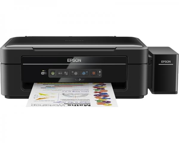 EPSON L386 ITS/ciss wireless multifunkcijski PROMO inkjet uređaj