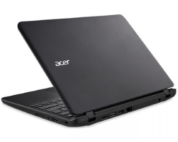 ACER Aspire E 11 ES1-132-C7FH 11.6 Intel N3350 Dual Core 1.1GHz (2.40GHz) 2GB 32GB Windows 10 Home 64bit crni