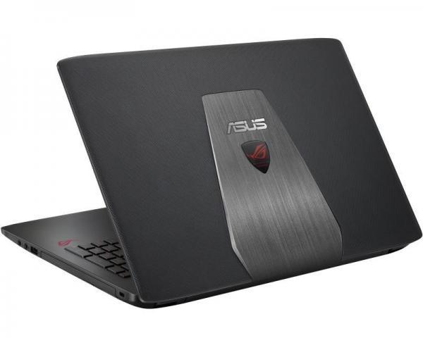 ASUS ROG GL552VX-CN198D 15.6 FHD Intel Core  i7-6700HQ 2.6GHz (3.5 GHz) 8GB 1TB GeForce GTX 950M 2GB ODD crni