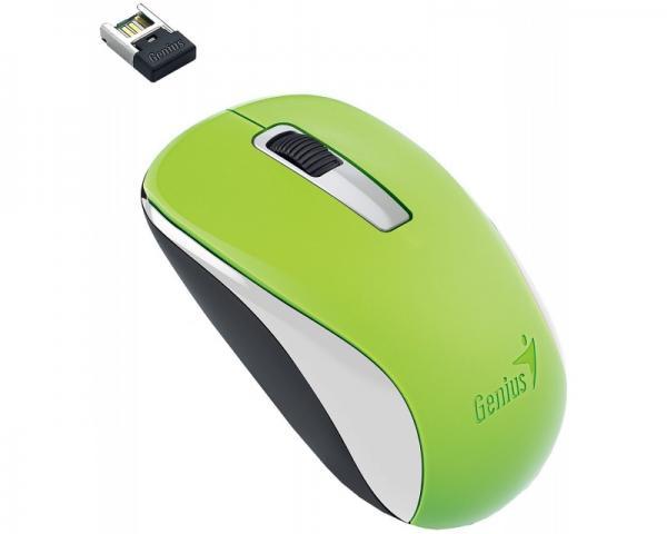 GENIUS NX-7005 Wireless Optical USB zeleni miš