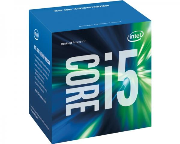INTEL Core i5-6600 4-Core 3.3GHz (3.9GHz) Box
