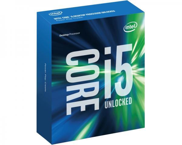 INTEL Core i5-6600K 4-Core 3.5GHz (3.9GHz) Box