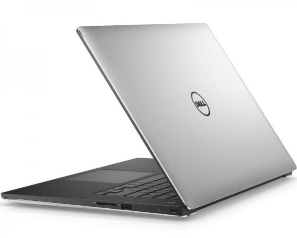 DELL XPS 15 (9550) 15.6 4K Ultra HD Touch Intel Core i5-6300HQ 2.3GHz (3.2GHz) 8GB 256GB SSD GeForce GTX 960M 2GB 6-cell srebrni Windows 10 Home 64bit 5Y5B