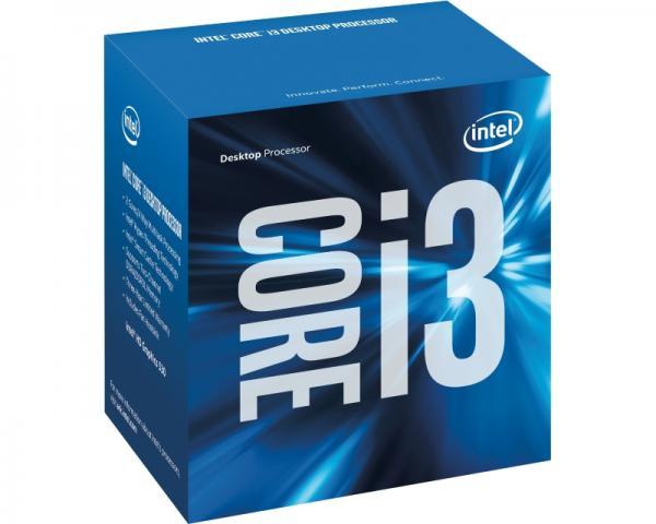 INTEL Core i3-6100 2-Core 3.7GHz Box