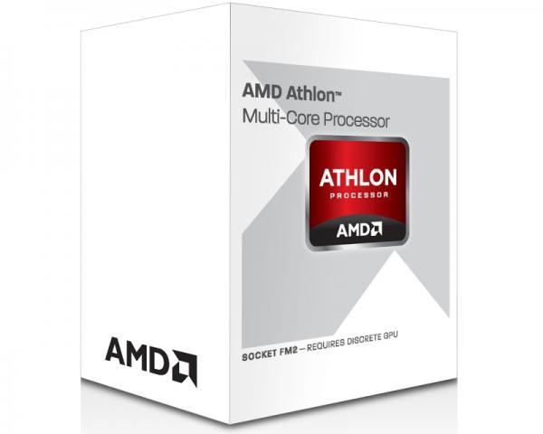AMD Athlon X2 340 2 cores 3.2GHz (3.6GHz) Box