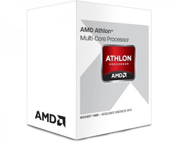 AMD Athlon X4 840 4 cores 3.1GHz (3.8GHz) Box