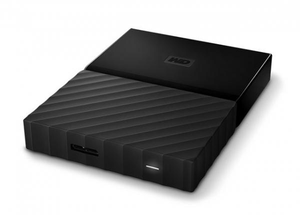 Externi hard Disk WD My Passport Black 2TB