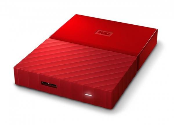 Externi hard Disk WD My Passport Red 3TB