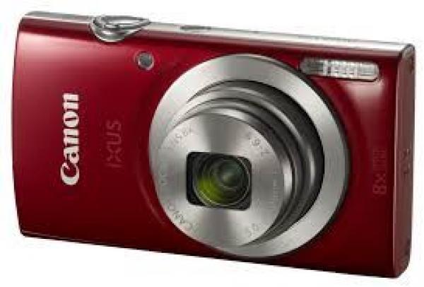 FOTOAPARAT CANON IXUS 180 red