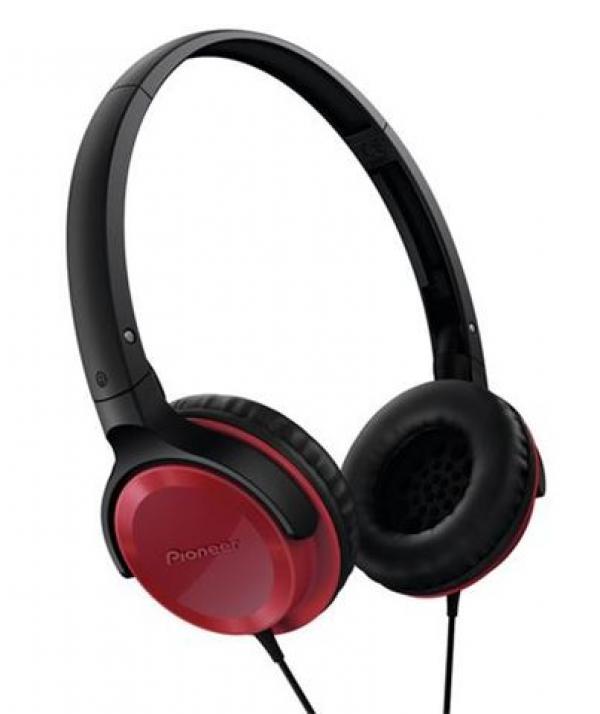 Pioneer slušalice SE-MJ503-R crnacrvena