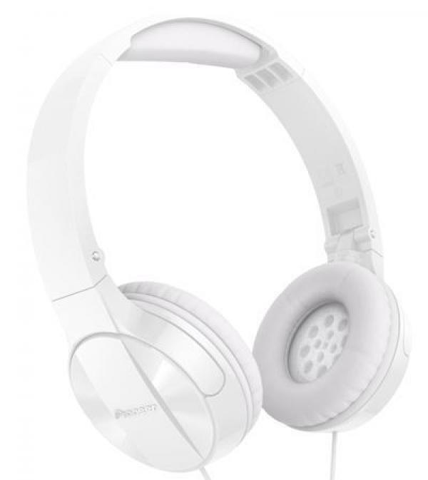 Pioneer slušalice SE-MJ503-W bela