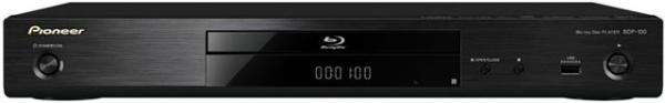 Pioneer Blu-Ray DVD player BDP-100-K