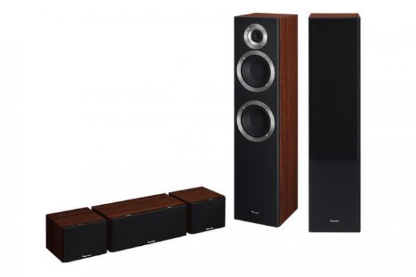 Pioneer zvučnici 5.0  S-ES21TB-T