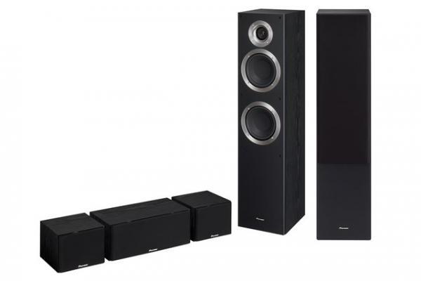 Pioneer zvučnici 5.0  S-ES21TB