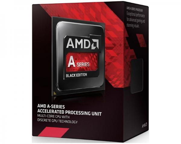 AMD A10-7700K 4 cores 3.4GHz (3.8GHz) Radeon R7 Black Edition Box