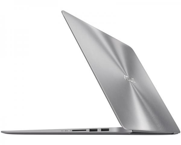 ASUS ZenBook UX310UQ-FC301T 13.3 FHD Intel Core i7-7500U 2.7GHz (3.5GHz) 12GB 256GB SSD GeForce 940MX 2GB Windows 10  Home 64bit srebrni + torba