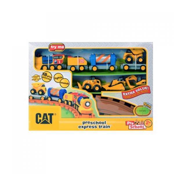 Voz na baterije CAT Express 27 cm