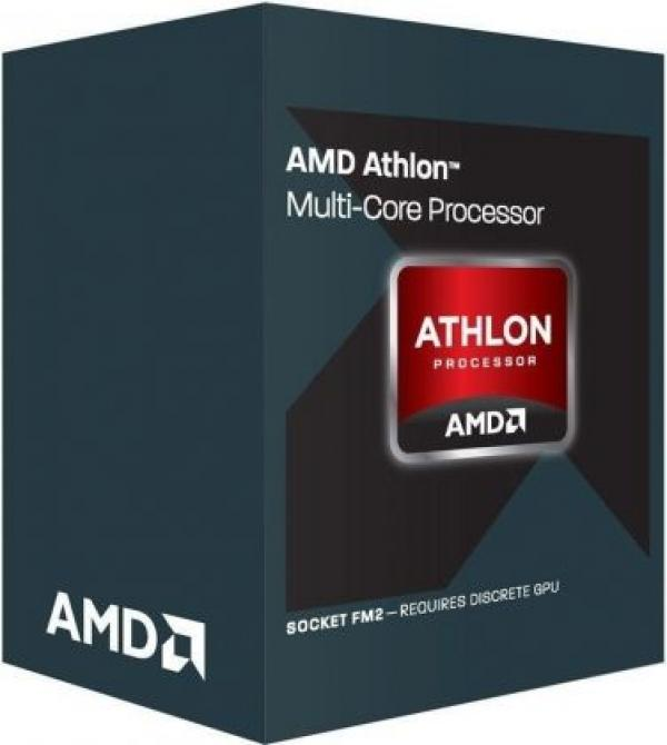 AMD FM2+ Athlon 840 X4 (3.10GHz 4MB 65W) BOX
