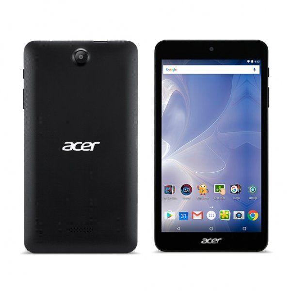 Acer Iconia One 7 B1-780  MTK MT8163/7 HD Touch/1GB/16GB/0.3MP+2MP/Android 6.0/Black