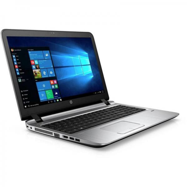 HP ProBook 450 G3 i5-6200U/15.6HD/4GB/500GB/HD 520/DVDRW/Win 7 Pro/Win 10 Pro/EN (W4P63EA)