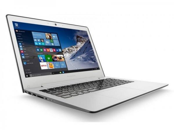 Lenovo IdeaPad 510S-13ISK Intel i3-6100U/13.3HD AG/4GB/500GB/IntelHD 520/HC Cam/DOS/White