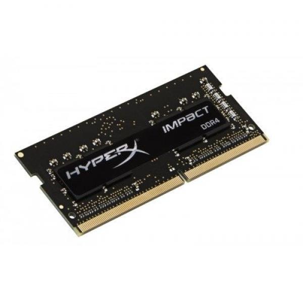 Kingston SODIMM DDR4 4GB 2133MHz HX421S13IB/4 1.2V HyperX Impact Black Series