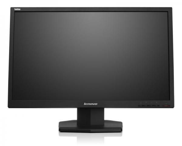 Lenovo ThinkVision T2423 24FHD 1920x1080 (16:9),1000:1,5ms,250cd/m2,170/160,HDMI,VGA,2x3W,VESA,Tilt