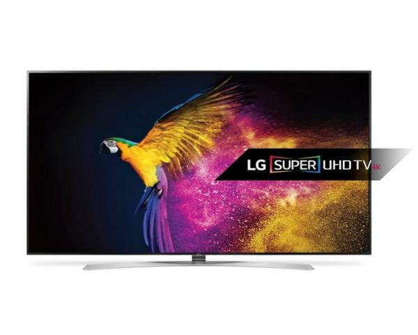 LG 55UH950V 3D LED TV 55 Super Ultra HD, WebOS 3.0 SMART, T2, UniScreen, UltraSlim, Crescent stand