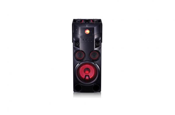 LG OM7560 Home DJ Audio System, Auto DJ, Karaoke, Bluetooth, 1000W