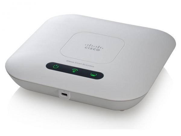 Single Radio 802.11n Access Point w/PoE (EU)