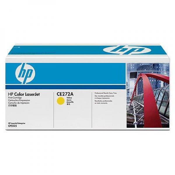 HP Toner Yellow za CLJ CP5525 [CE272A]