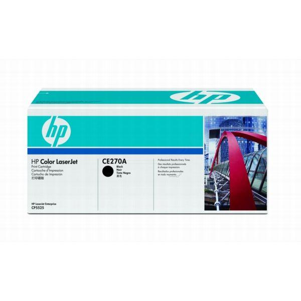 HP Toner Black za CLJ CP5525 [CE270A]