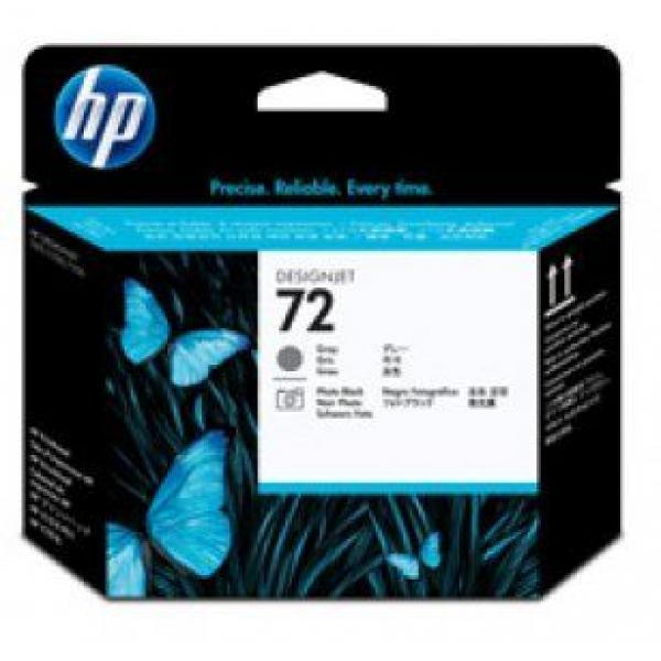 HP No.72 Grey and Photo Black Printhead za T610/T1100/T770/T790/T1200/T1300 [C9380A]