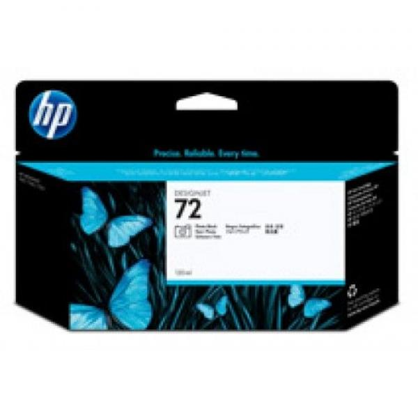 HP No.72 130 ml Photo Black Ink Cartridge za T790/T1300 T610/T1100/T770/T1200/T2300/ [C9370A]