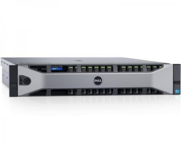 DELL PowerEdge R730 2 x Xeon E5-2620v4 8-Core 2.1GHz (3.0GHz) 32GB 3yr NBD