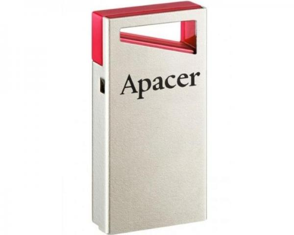 APACER 64GB AH112 USB 2.0 flash crveni