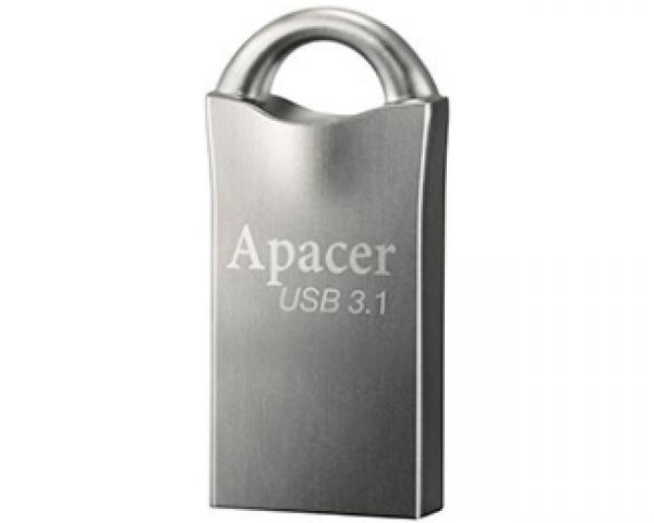 APACER 8GB AH158 USB 3.1 flash sivi