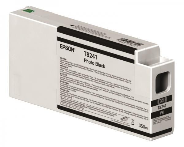 EPSON T824100 UltraChrome Photo Black 350ml kertridž